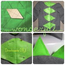 diy dinosaur hoodie i have to make these for the u0027s