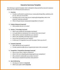 sle executive report best resumes