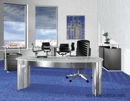 Chefschreibtisch Circon Executive Classic Chefschreibtisch Glas Und Edelstahl