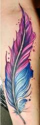 feather on foot tattoo 1000 ideas about colorful feather tattoos on pinterest feather
