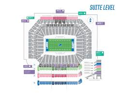 Mgm Grand Map Seating Maps Ford Field