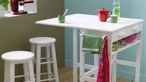 cuisine pour les petit modèles pratiques de table à manger pour les petits espaces