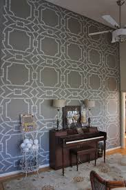 decorative wall stencils home decor and design beautiful bedroom