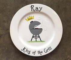 personalized grill platter king of the grill platter great idea for s day kid