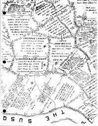 map of lancaster county pa hairston donegal lancaster county pa ca 1729
