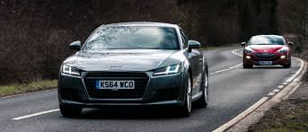 peugeot coupe rcz why i u0027d recommend the flawed peugeot rcz r over the superior audi tt