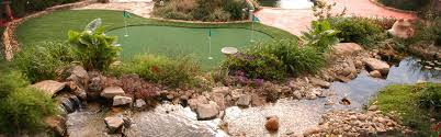 faq synthetic turf and putting greens