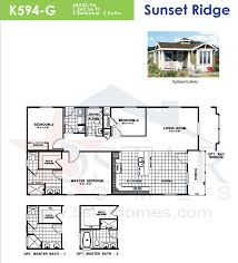 Karsten Floor Plans by Skyline Sunset Ridge Series 5starhomes Manufactured Homes