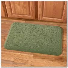 decorative floor mats home cushioned kitchen floor mats home design