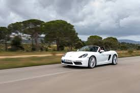 white porsche red interior 2017 porsche 718 boxster review gtspirit