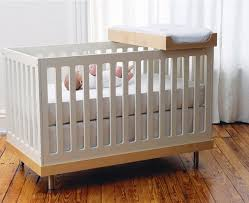 Mini Crib With Attached Changing Table Baby Crib With Attached Changing Table Sorelle Newport