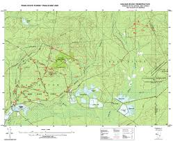 3m Center Map Halgas Scout Reservation Garden State Council