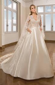 robe de mari e satin robe de mariée 2017 2018 couture nuptiale boutique robe de