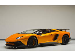 convertible lamborghini 2016 lamborghini aventador lp 750 4 sv roadster for sale in
