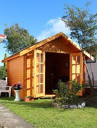 Design Your Own Kitset Home Your Own Garden Getaway Wooden Garden Sheds Nz Sheshed