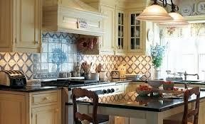 carrelage mural cuisine provencale agréable carrelage mural cuisine provencale 18 d233co cagne
