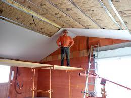 isolation plafond chambre plafond et isolation la maison de crisca