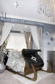 frozen kids u0027 rm queen canopy elsa bed u0026 anna twin sleigh bed