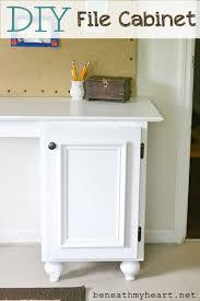 file cabinet storage ideas diy file cabinet hometalk