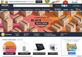 amazon black friday deals web site 8 tips for e commerce holiday marketing success sej
