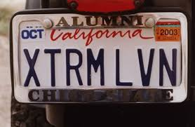 exes license plate frame lamest personalized license plates archive teton gravity