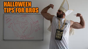 halloween tips for bros youtube
