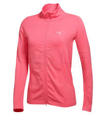 puma womens golf seamless jacket 560010 discount golf world