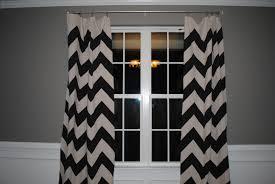 Navy Chevron Curtains Black And White Chevron Curtains Eulanguages Net