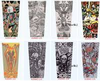 cheap tattoo arm sleeves designs free shipping tattoo arm
