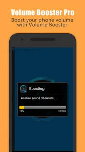 android sound booster apk volume booster pro 2 0 0 apk for android aptoide