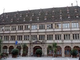 hotel strasbourg dans chambre ancien hôtel de ville dit neue bau actuellement hôtel de la