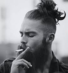 top knot hairstyle men man bun top knot le chignon homme à la pointe de la tendance