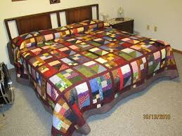 scrap pile mystery quilts from our readers kathy c s king size