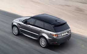 range rover silver 2015 2014 land rover range rover sport first look truck trend