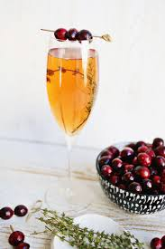 prosecco and cranberry mimosa u2013 a beautiful mess