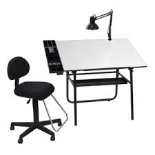 Drafting Table And Chair Set Drafting Table And Chair Wayfair