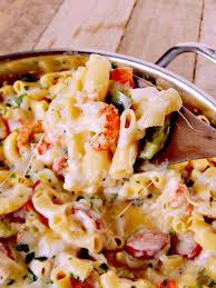 jambalaya pasta with crawfish and sausage sundaysupper bobbi u0027s