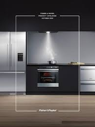 fisher u0026 paykel new zealand product catalogue kitchen 2016 b by