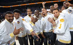 warriors win 73 paying homage to golden state u0027s historic run si com