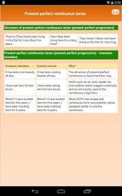 english tenses for android free download 9apps