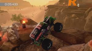 grave digger monster truck games monster jam crush it roaring onto consoles later this month