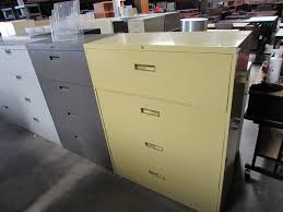 Steelcase Lateral File Cabinet by Used 4 Drawer Lateral File Cabinet Los Angeles Used 4 Drawer