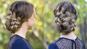 hairstyles for girl video french braid updo homecoming hairstyle cute girls hairstyles