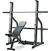 York Multi Function Bench Multi Gyms U0026 Benches Health U0026 Fitness Tesco