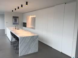 cuisine invisible menuiserie sur mesure waterloo cuisine sur mesure éclairage design