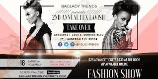 live professional dress event hosted by avenues of excellence