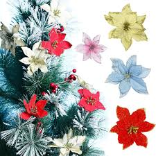 buy wholesale artificial poinsettia tree from china