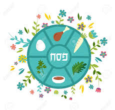 passover seder plates passover seder plate with floral decoration passover in hebrew