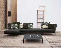 Living Room  Modern Japanese Style Living Room Design Feat High - Straight line sofa designs