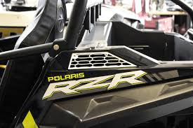 inc polaris rzr s 900 red intake and cvt vent covers